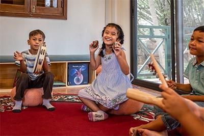 Bambujaya Music Lesson