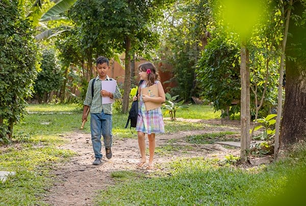 Bambujaya Lower School Grades 1 - 5